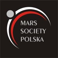 Logo stowarzyszenia Mars Society Polska