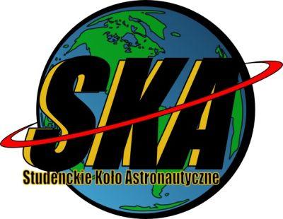 Logo Studenckiego Koła Astronautycznego