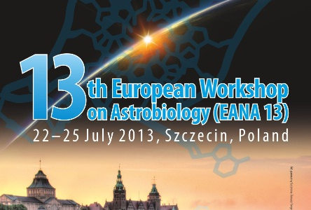 "Konferencja ""13th European Workshop on Astrobiology"" - relacja"
