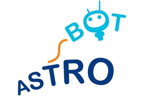 Logo konkursu Astrobot (Credits: Astrobot.pl)