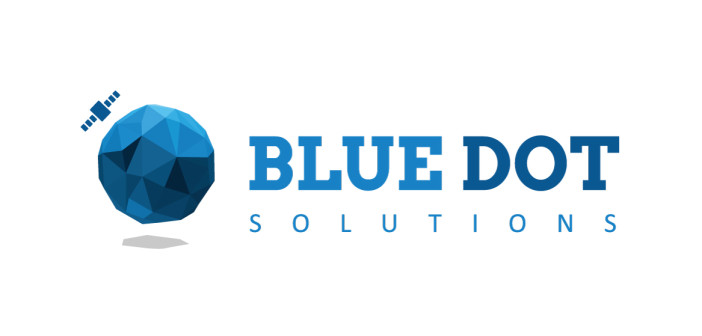 Logo firmy Blue Dot Solutions (Credits: BDS)